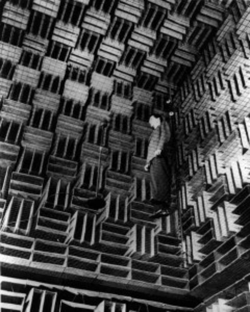Orfield Anechoic Chamber In Minneapolis Is World\'s Quietest Place