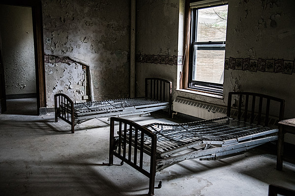 Inside Nopeming Sanatorium In Duluth Photo Gallery