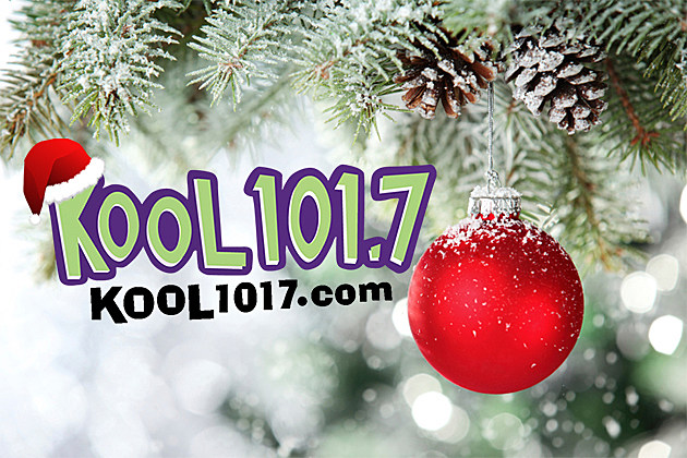 KOOL 101.7's 24/7 Commercial-Free Christmas Music Stream is Here!