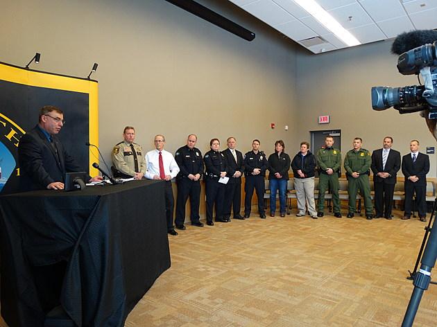 Lake Superior Drug and Violent Crimes Task Force provided photo