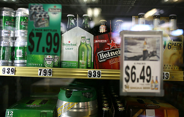 Tax On Beer Considered To Help Pay For Health Care