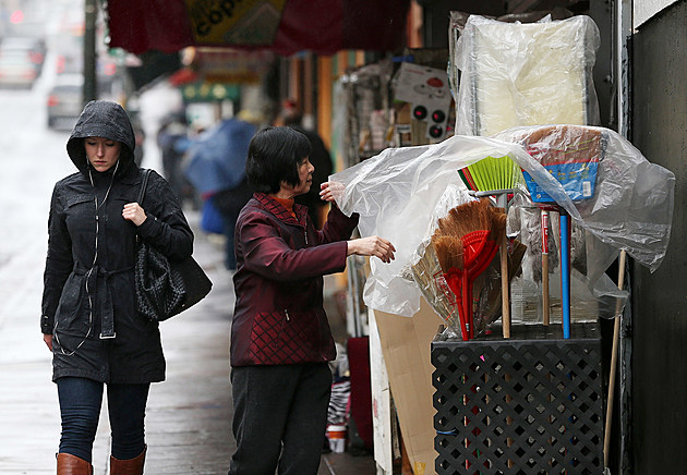Much Needed Rain Falls In Bay Area, As State Continues To Suffer Worsening Drought