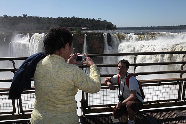 Iguacu Falls A Finalist In New Seven Wonders Of Nature Contest