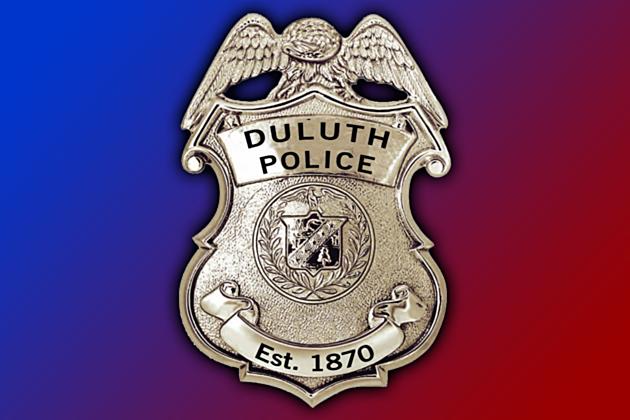 Duluth Police Badge - RESIZED