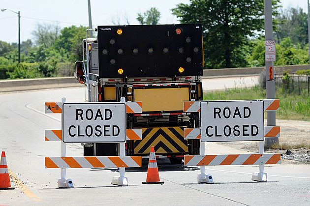 I-495 Bridge Closed Indefinitely Over Christina  River in WIlmington