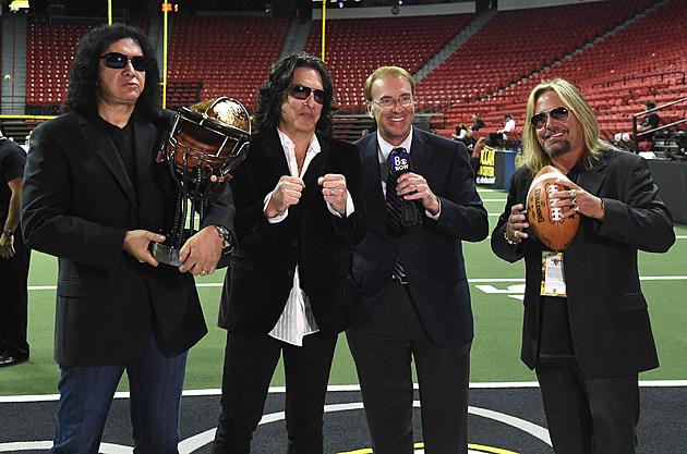 Los Angeles Kiss v Las Vegas Outlaws